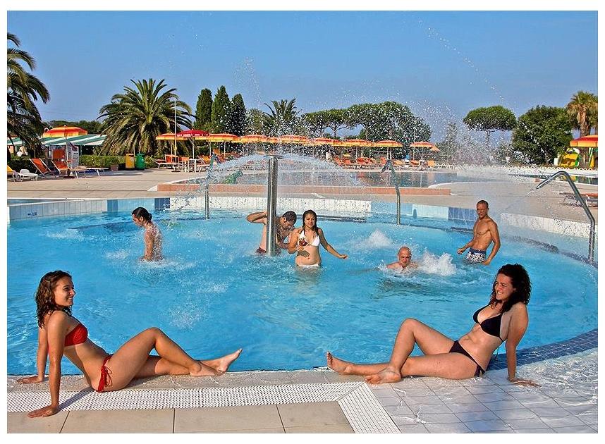 Campsite Pappasole, Riotorto,Tuscany,Italy