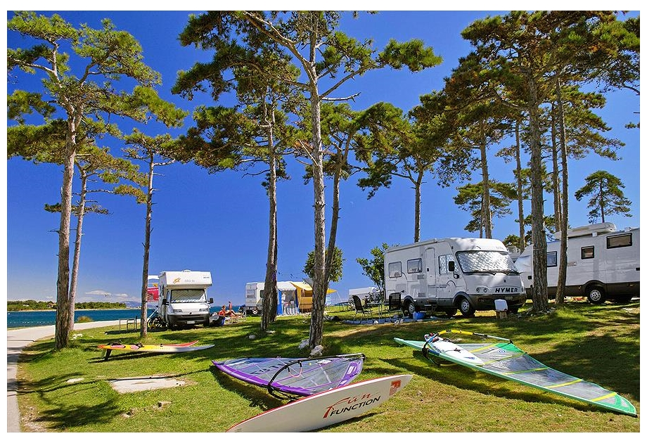 Camping Arena Medulin, Medulin,Teramo,Croatia