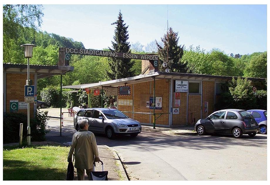 Knaus Campingpark Essen-Werden
