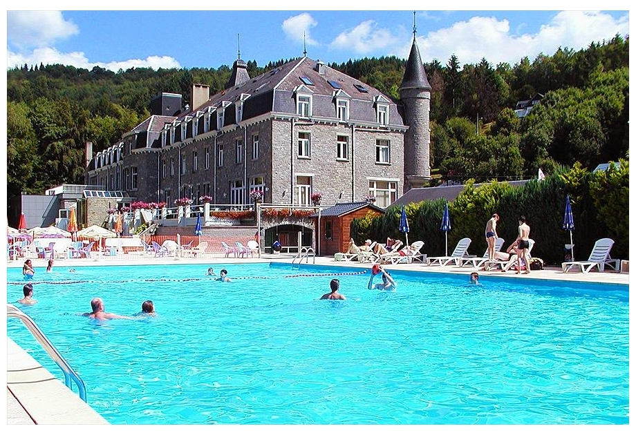 Campsite Floreal La Roche-en-Ardenne