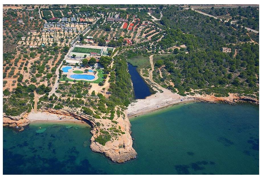 Camping Ametlla, l'Ametlla de Mar,Dubrovnik-Neretva,Spain