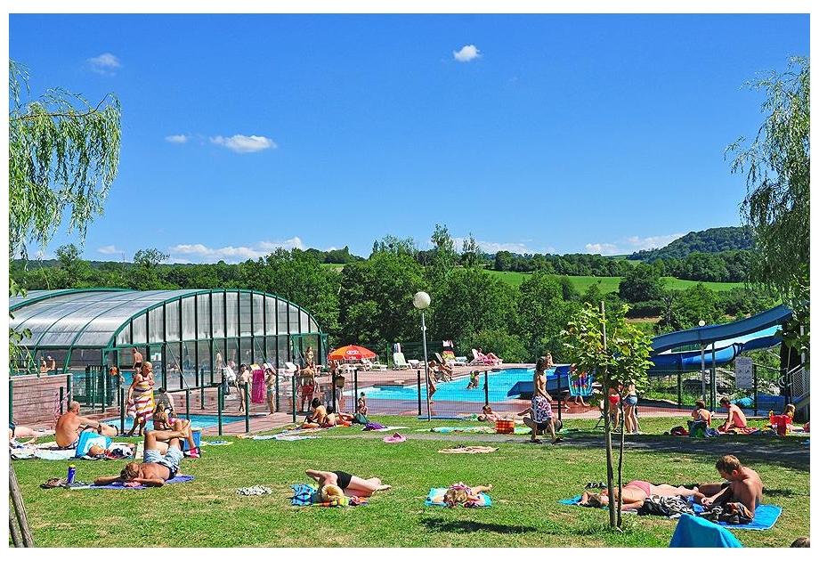 Campsite Du Bois de Reveuge, Huanne-Montmartin,Franche Comte,France